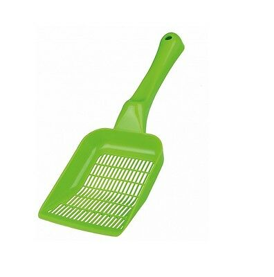 CAT LITTER SCOOP Lightweight Plastic Scoop With Holes To Filter Out Litter