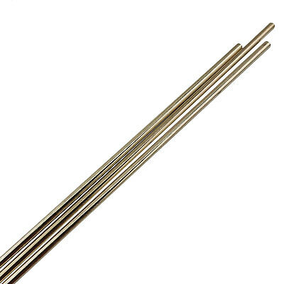 3 Sticks 1.6mm 45% Silver Solder Brazing Rods – Welding – Oxy - 3002073STICK