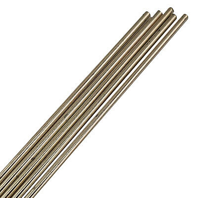 5 Sticks 1.6mm 45% Silver Solder Brazing Rods – Welding – Oxy - 3002075STICK