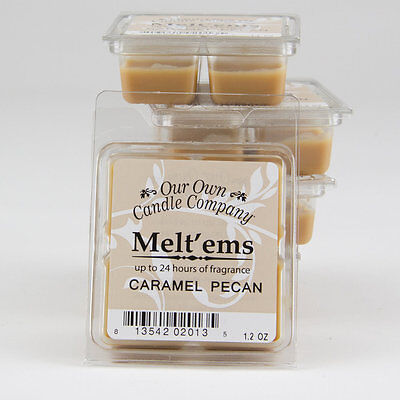 Our Own Candle Company Caramel Pecan  Duft Melts 34g