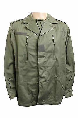 Genuine FRENCH Army Issued Military Combat F2 Vintage Jacket in Olive Unused
