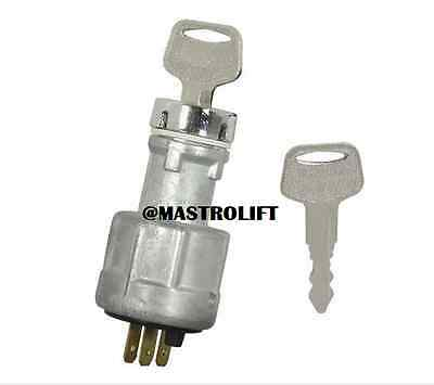 Ignition Switch Toyota Part 57590-23332-71, 57420-22000-71,57420-220001 Forklift