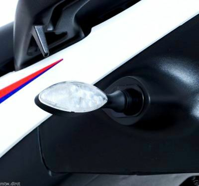 R&G RACING PAIR FRONT MICRO INDICATORS LED TYPE Kawasaki ER-6 (2008)