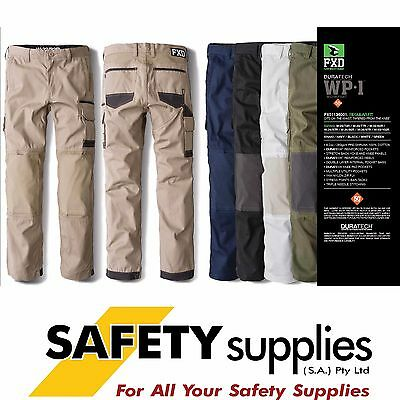 FXD Cargo Work Trousers Regular Fit - Better Look, Better Function WP-1