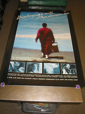 Dialogues With Madwomen/orig. U.s. Movie Poster (Allie Light)