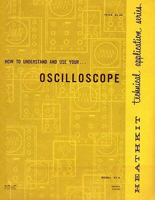 How to Understand and Use Your Oscilloscope - Vintage Electronics Tutorial - CD