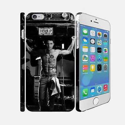 52 Supernatural - Apple iPhone 4 5 6 Hardshell Back Cover Case