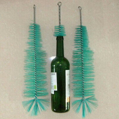 Nylon Bottle Cleaning Brush Wine Beer Home Brew Tube Spout Kitchen Cleaner Tool
