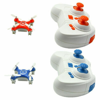 Mini Flying Drone Remote Control RC Toy 6-Axis Gyro Quadcopter Helicopter LED