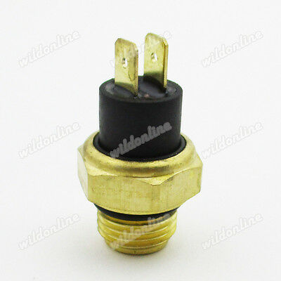 M16 Radiator Thermal Fan Switch At 65°c For 200 250cc Dirt Bike ATV Quad Scooter