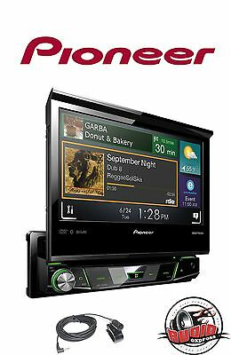 Pioneer AVH-X7800BT Touchscreen Autoradio MP3,USB,DVD,CD,BLUETOOTH AVHX7800BT