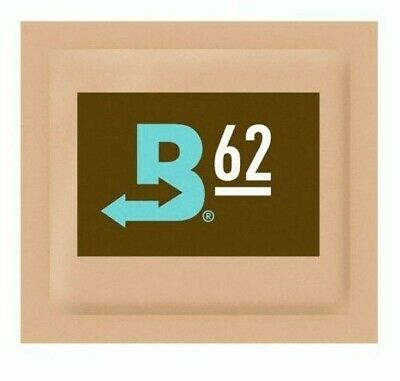 3 x Boveda 8g or 60g 62% Humidi Packs - Free UK P&P