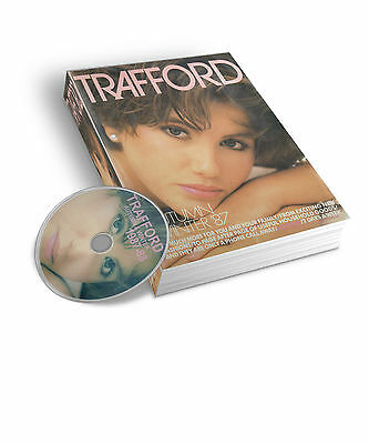 1987-88 Trafford Mail Order Catalogue Autumn  Winter Pdf & Jpeg On Dvd