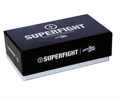 SUPERFIGHT: 500 Core Deck Card Game New sealed ZK001