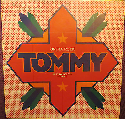 The Who : Tommy (Spanish Single) Promo,very Rare !!!!!!!!!!