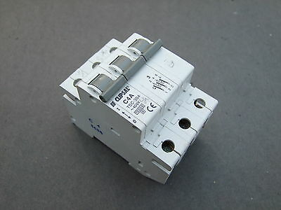 Clipsal Triple-Pole MCB C4A TSC-304 400V