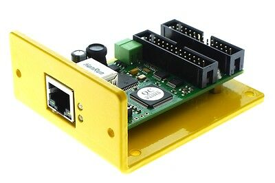 UC400ETH ethernet motion controller for Mach3 CNC