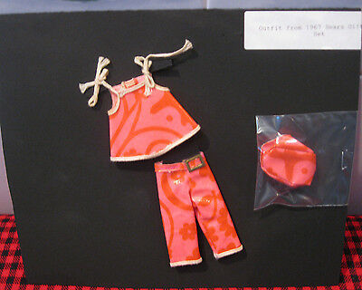 Extremely Rare Tutti~1967~Chris Funtimers Set~#3301~3 Pc.sears Exclusive Giftset