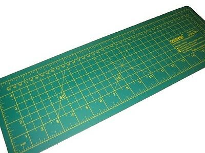Self Healing Double sided Rotary Knife Cutting Mat 450x150mm (18″x6″) One Piece