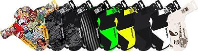 Riesel Schlamm Enduro Style Guard Front or Rear MTB Mudguard With Zipp Ties
