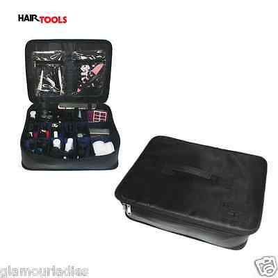 Hair Tools Mobile Beauty Nail Technician Case, in Black, Professional Beauty Bag