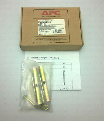 €24,90+IVA APC AR8169 Cable Ladder Clamp Kit (Extending Cable Run)