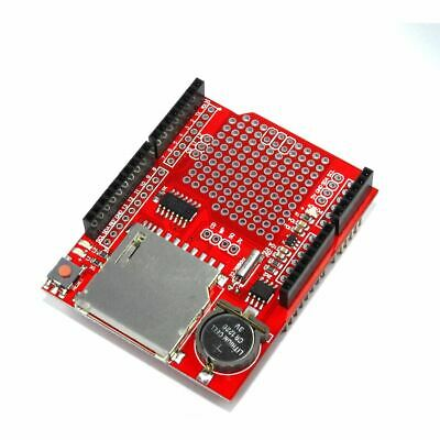 Data Logging Shield XD-204 Genuine Keyes SD RTC Arduino UNO FAT32 Flux Workshop