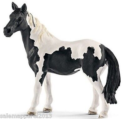 Schleich 13795 Pinto Mare Horse Figurine - Hand Painted - BRAND NEW