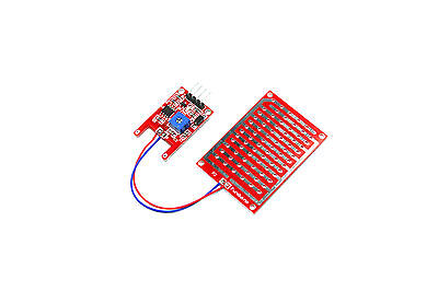 Rain Water Detection Sensor Module Weather Arduino Raspberry TTL Flux Workshop