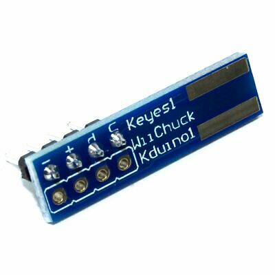 Wii Nunchuck Adapter Genuine Keyes Module Shield Breakout Arduino Flux Workshop
