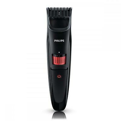 Philips QT4005 Beard Stubble Length Trimmer Lock In Length Selector Clipper New