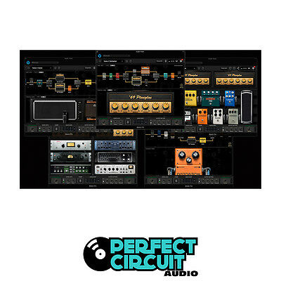 Positive Grid BIAS FX Amp Modeling PLUGIN - DIGITAL - PERFECT CIRCUIT