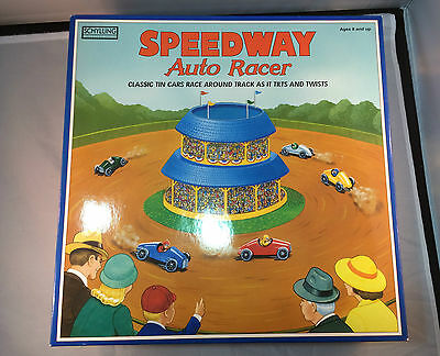 Schilling Collectors Series Speedway Auto Racer - Near Mint with Near Mint Box