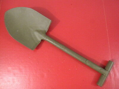 WWI Era US Army M1910 Entrenching Tool T-Handle Shovel - US Marked - Original #4
