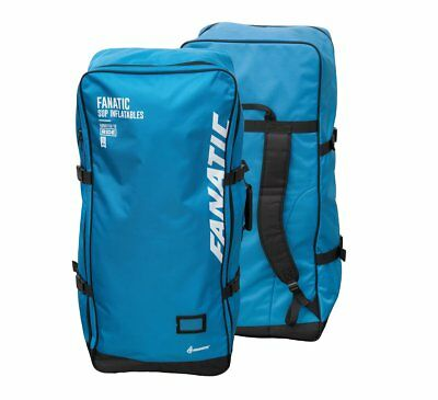 FANATIC PREMIUM BAG Fly Air Boardbag Inflatable iSUP Stand Up Paddle Board blue
