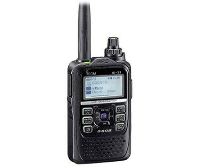 NEW Icom ID-31 GPS/IPX7/DSTAR From Japan