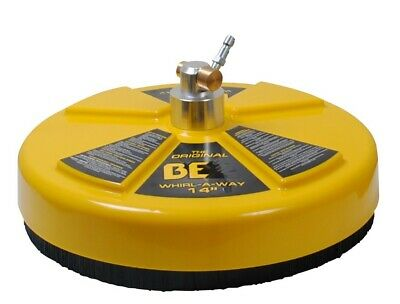BE Pressure 85.403.014 14-inch 4000 PSI 8.0 GPM Whirl-A-Way Flat Surface Cleaner