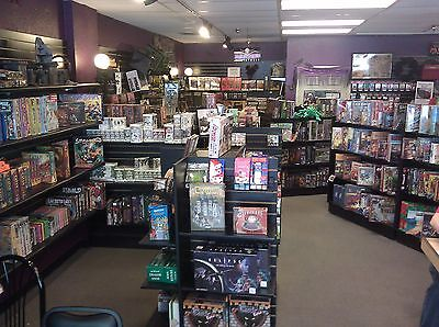 Role Playing Game RPG Store Start Up Sample Business Plan!