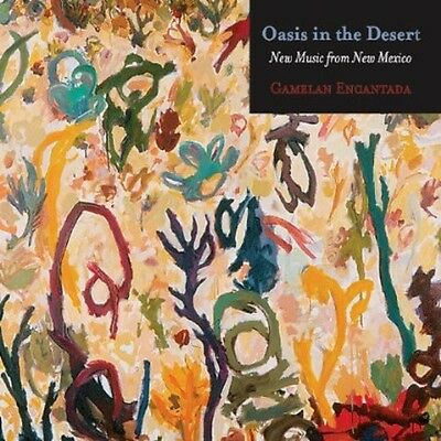 Gamelan Encantada - Oasis in the Desert: New Music from New Mexico [New CD]