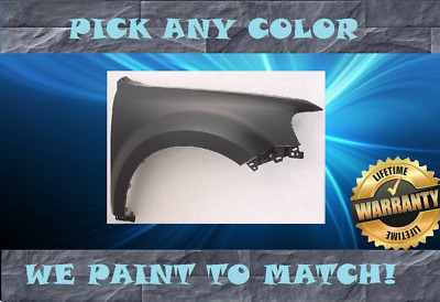 Pre-Painted To Match 2008-2012 Right Passenger Side Fender for Ford Escape