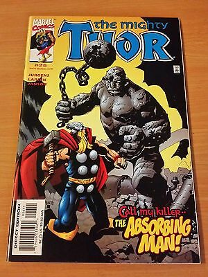 The Mighty Thor #26 ~ NEAR MINT NM ~ 2000 Marvel Comics