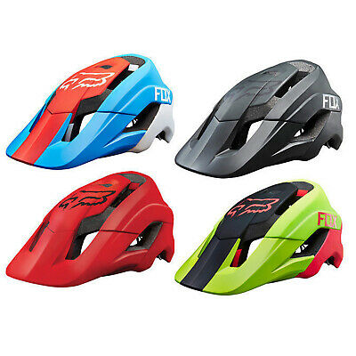 Fox Racing Metah Helmet Mtb Bicycle All Moutain Bike Helmets