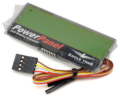 ETRPOWER-PANEL Eagle Tree Systems PowerPanel LCD Display