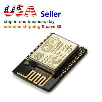 ESP8266 ESP-12E Wireless Remote Serial WiFi Module Transceiver Board AP+STA