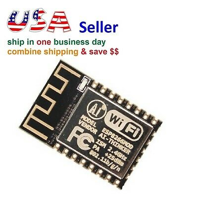 ESP8266 ESP-12F Wireless Remote Serial WiFi Module Transceiver Board AP+STA