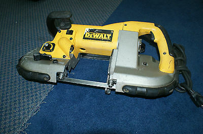 DEWALT D28770 6 Amp 4-3/4-Inch Variable Speed Portable Band Saw