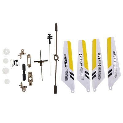 Full Set Replacement Parts for Syma S107 RC Helicopter+Main Blades/Shaft N3
