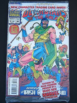 Guardians of the Galaxy Annual  #3 1993 Bagged NM 1991  High Grade Marvel