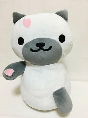 New Petio Nekoatsume Rabbit Neko Atsume Cat Plush Doll Toy
