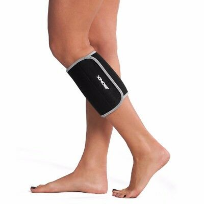 Bionix Calf Support Neoprene Compression Brace Wrap Running Leg Shin Splint Pain